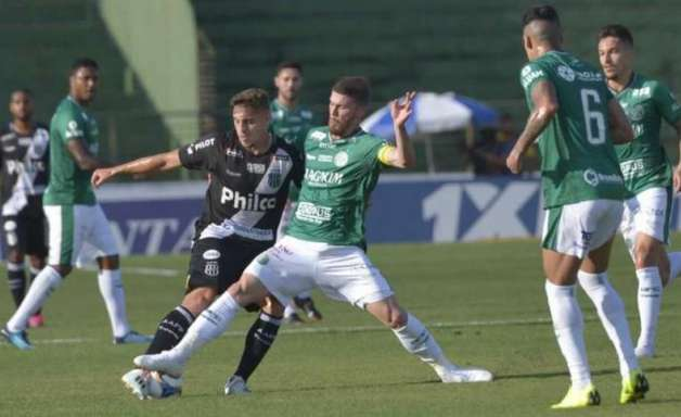 Na abertura do segundo turno da Série B, rivais Guarani e Ponte têm 'decisões' diferentes
