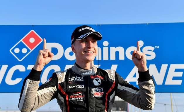 Malukas vence corrida 2 da Indy Lights em Gateway e retoma liderança do campeonato