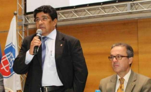 Presidente da CBF nega acusação da TV Globo