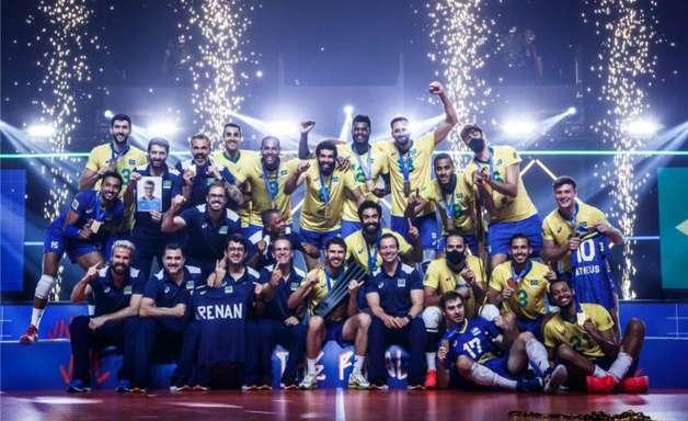 Vôlei do Brasil muda 50% de grupo para novo ciclo olímpico