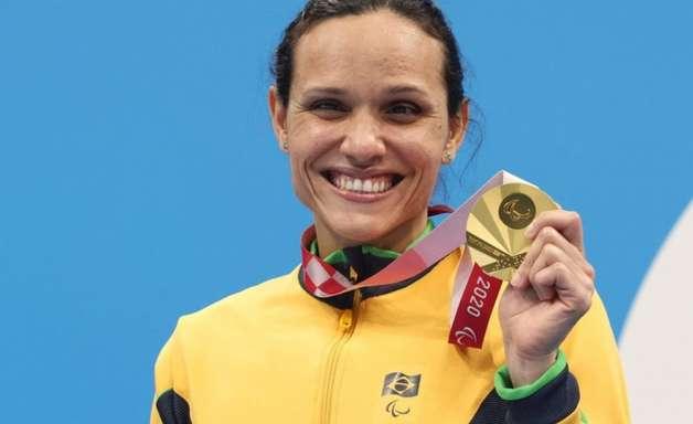 Carol Santiago leva segundo ouro nas Paralimpíadas e Gabriel Bandeira conquista quarta medalha em Tóquio