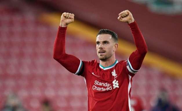 Jordan Henderson renova contrato com o Liverpool até 2025