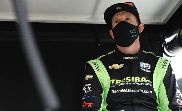 'Bumpado' na Indy 500, Kimball retorna em 3º carro da Foyt no GP de Long Beach