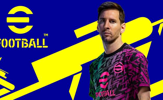 eFootball 2022 chega em 30 de setembro