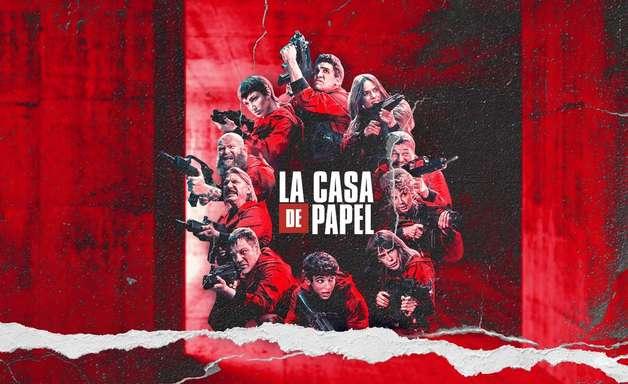 Ouça a trilha sonora completa de La Casa de Papel