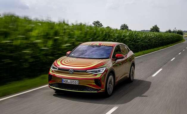 Cupê ID.5 GTX: VW apresenta seu primeiro SUV elétrico
