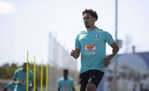 Marquinhos é desconvocado da Seleção para encarar Peru