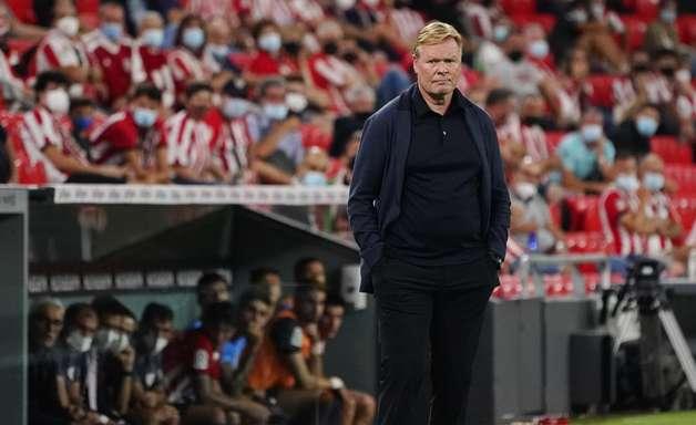 Presidente do Barcelona nega atrito com técnico Koeman