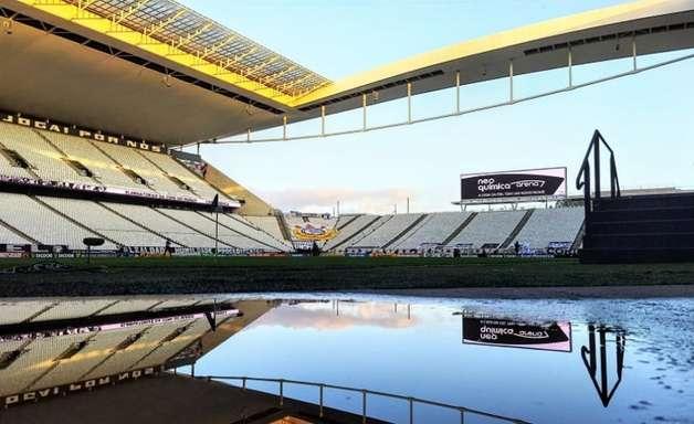 Corinthians fecha pior 1º turno de Brasileirão em sua arena