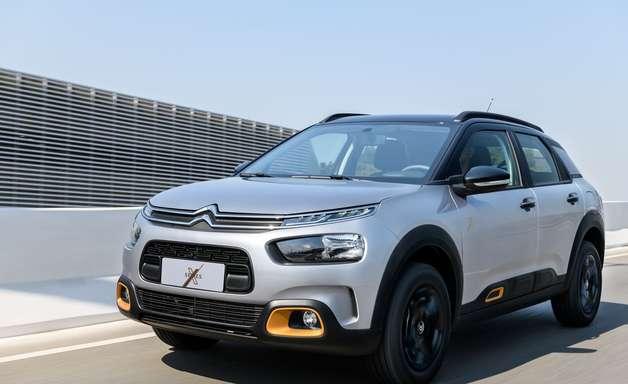 Citroën C4 Cactus X-Series chega ao Brasil por R$ 107 mil