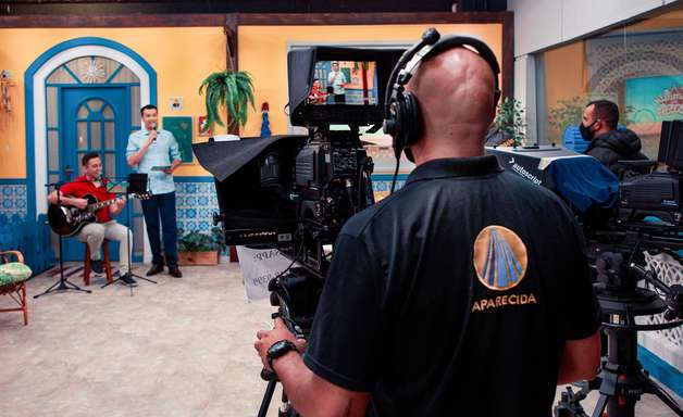 TV Aparecida completa 16 anos com crescimento de audiência