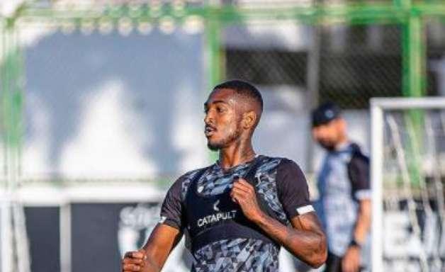 Gabriel Santos é o novo reforço do Ceará