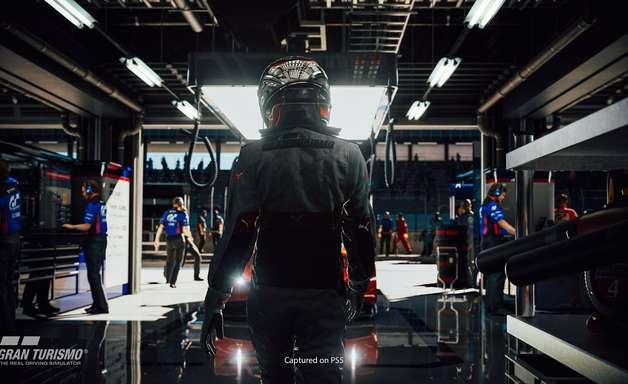 Gran Turismo 7 chega em março de 2022