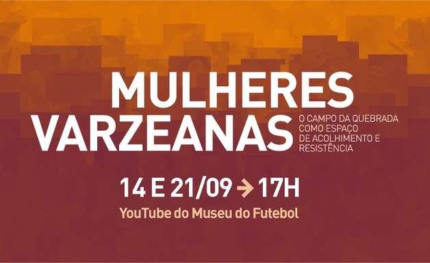 Museu do Futebol fará evento gratuito sobre o futebol feminino amador no Brasil