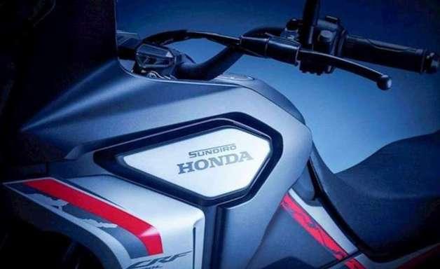 "Moto Honda ""Micro Africa Twin"" será lançada ainda em 2021"