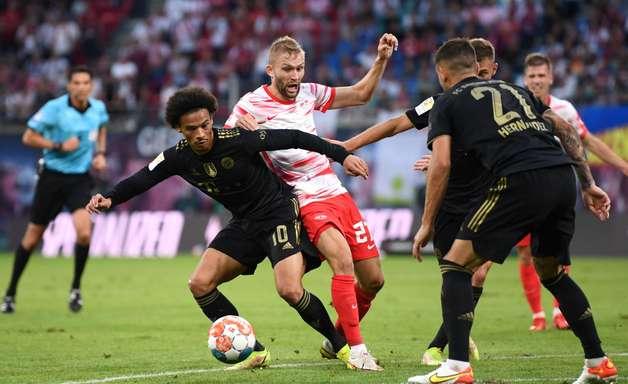 Bayern de Munique goleia RB Leipzig e mantém invencibilidade