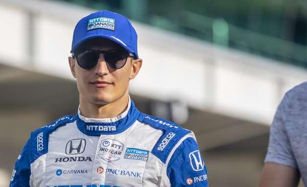 Palou acerta volta no final e fatura pole da Indy em Portland