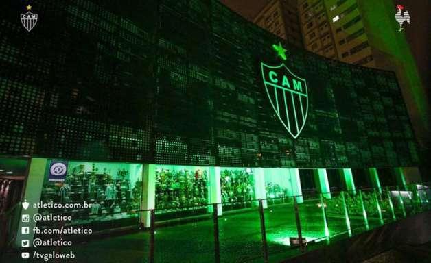 Atlético-MG tem elenco de R$ 930 milhões e dívida administrável