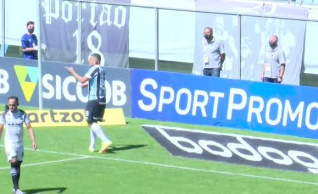 SÉRIE A: Gols de Grêmio 2 x 0 Ceará