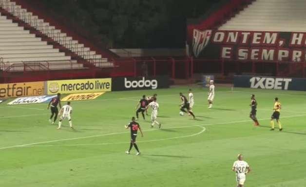 SÉRIE A: Gols de Atlético-GO 1 x 1 Corinthians