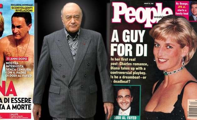Com R$ 10 bilhões, 'sogro' desprezado de Diana vive recluso
