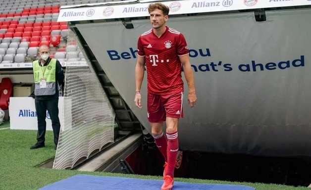 Bayern de Munique se aproxima de acordo por renovação com Goretzka