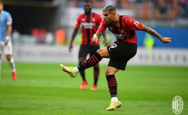 A pedido de Guardiola, Manchester City monitora o lateral Theo Hernández, do Milan