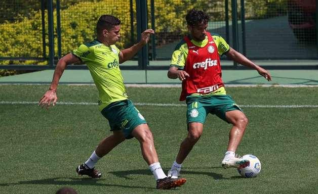 Sem folga após derrota, Palmeiras preenche semana com dias de treino