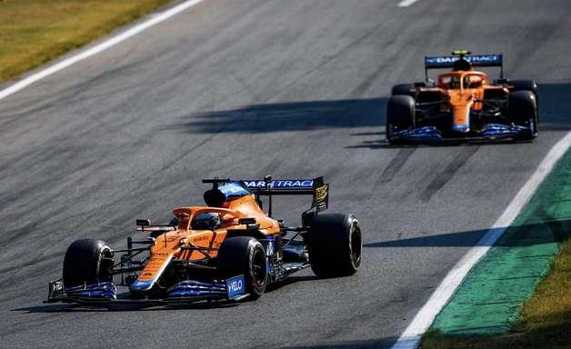 Flashback fez Norris desistir de brigar pela vitória na F1