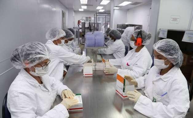 Butantan finaliza entrega de 100 mi de doses de CoronaVac