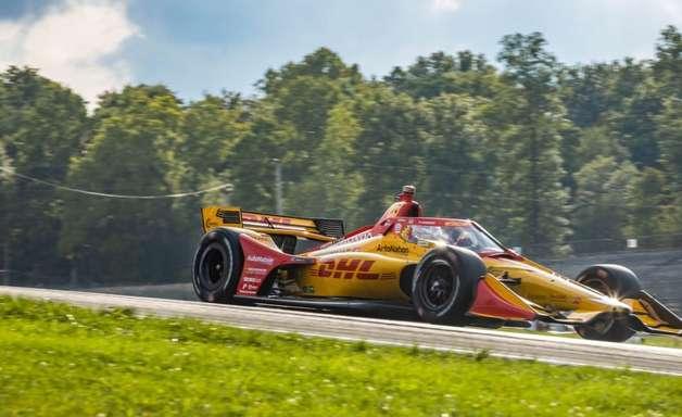 Ryan Hunter-Reay deixará a equipe Andretti no final da temporada da Indy