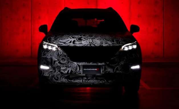 Dodge revela teaser de inédito SUV médio