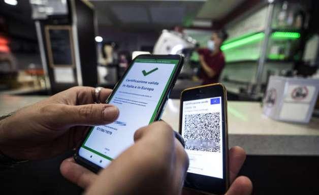 Itália estende certificado sanitário para trabalhadores