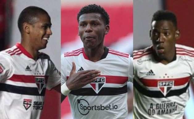 Trio de zaga, linha de quatro; veja as opções de Crespo para montar a defesa do São Paulo sem Miranda
