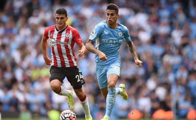 Manchester City joga mal e fica no empate com o Southampton