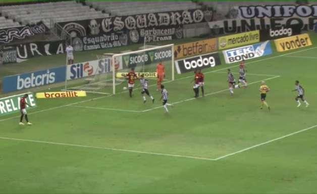 SÉRIE A: Gols de Atlético-MG 3 x 0 Sport