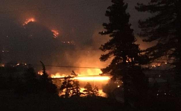 A cidade que pegou fogo em apenas 15 minutos no mesmo dia em que o Canadá registrou quase 50°C