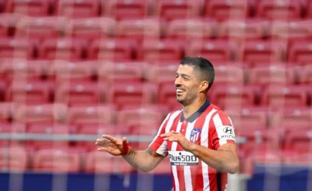 Suárez faz 2 e Atlético de Madrid vence o Getafe, de virada