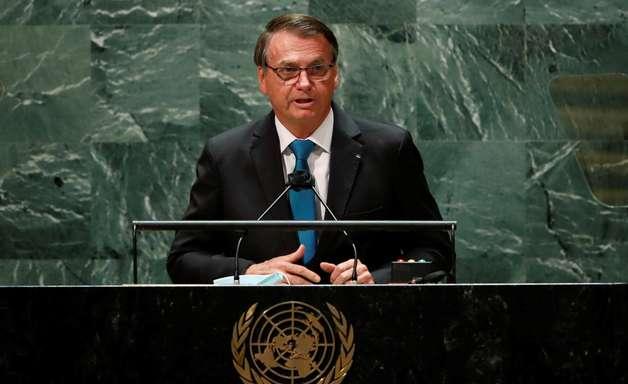 """""""Vergonhoso"""": políticos reagem a discurso de Bolsonaro"""