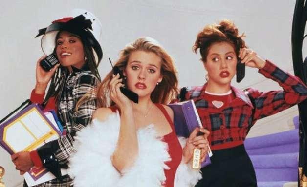 Você sabe quantas vezes protagonista trocou de roupa em As Patricinhas de Beverly Hills?