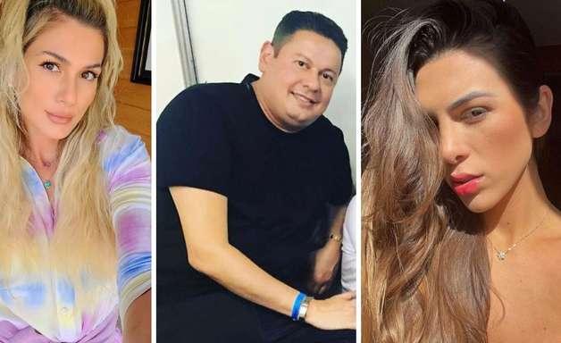 Lívia Andrade, Pétala Barreiros e Marcos Araújo; entenda o caso!
