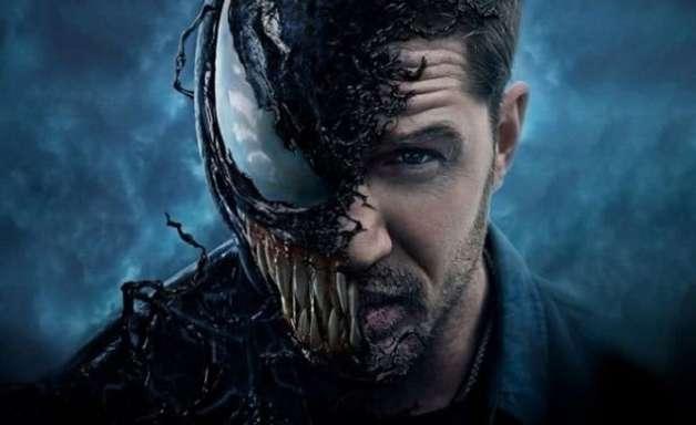 Tom Hardy lutou para homenagear Eddie Murphy em Venom