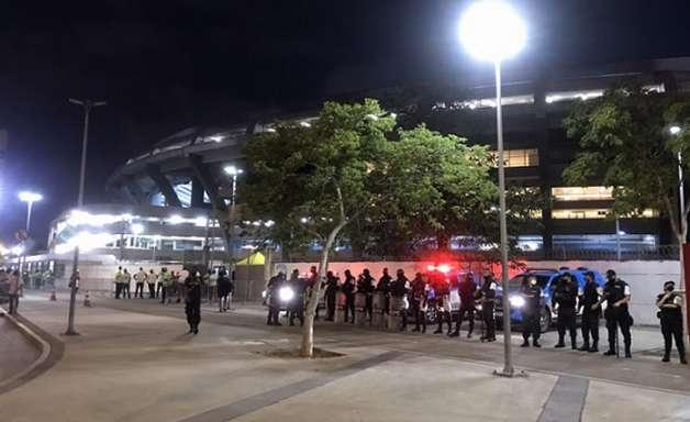 Prefeitura do Rio de Janeiro faz esquema especial no transporte para Flamengo na Libertadores