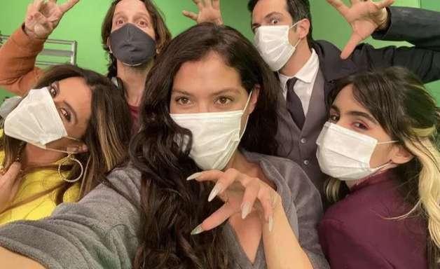 Globo fecha túnel do Rio para gravação de cena importante de novela