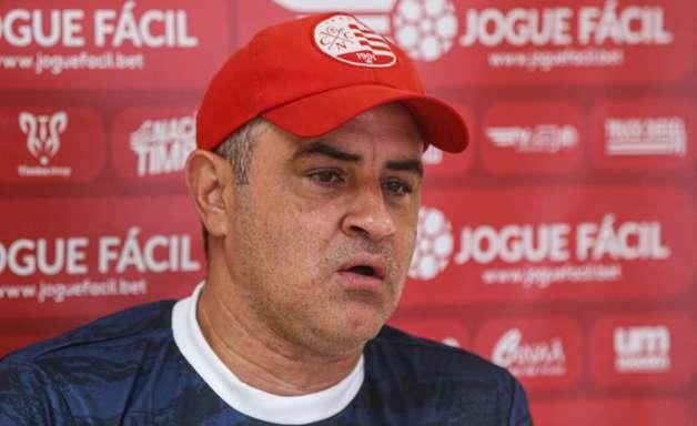 Marcelo Chamusca, após seis partidas, é demitido do comando técnico no Náutico