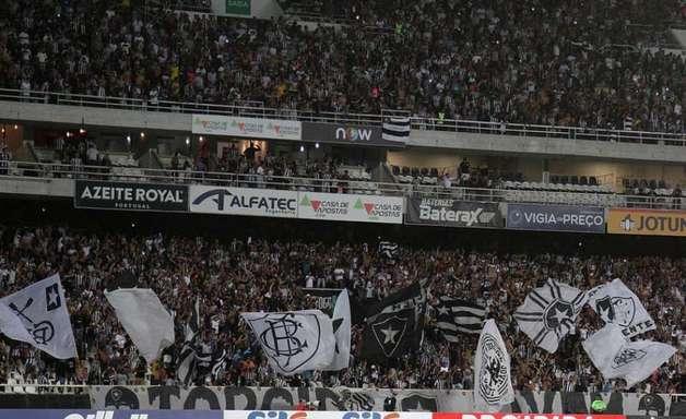 Botafogo confirma retorno do público para partida contra o Sampaio Corrêa, pela Série B