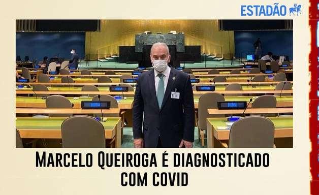 Marcelo Queiroga é diagnosticado com covid e delegação do Brasil na ONU 'se fecha'