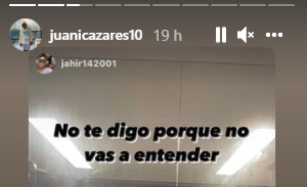 Após receber críticas por sua forma física, Cazares posta foto na academia