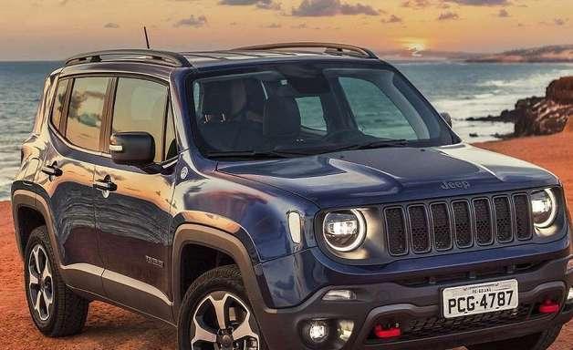 Jeep Renegade com descontos de até R$ 10 mil; saiba mais