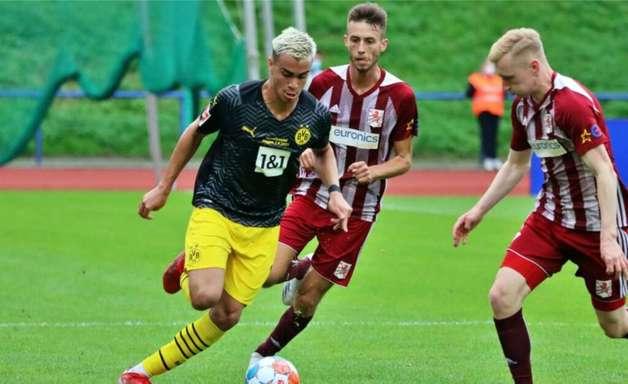 Reinier deve deixar o Borussia Dortmund em janeiro